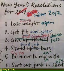 NYE List